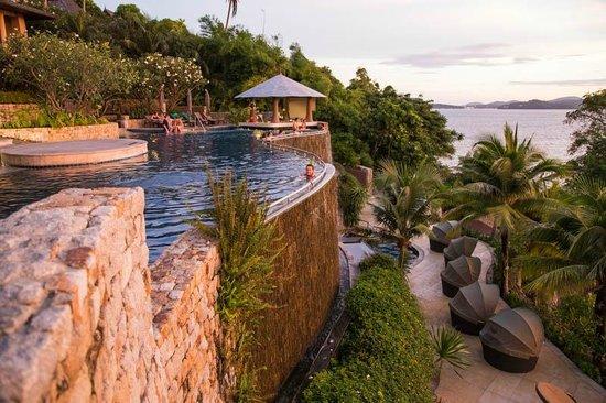 The Westin Siray Bay Resort & Spa Phuket: piscine (une des trois)