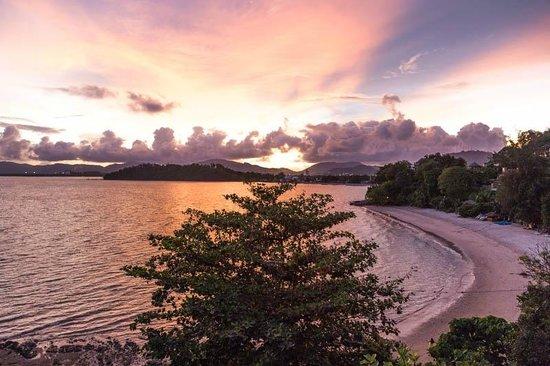 The Westin Siray Bay Resort & Spa Phuket: vue de la terrasse du restaurant