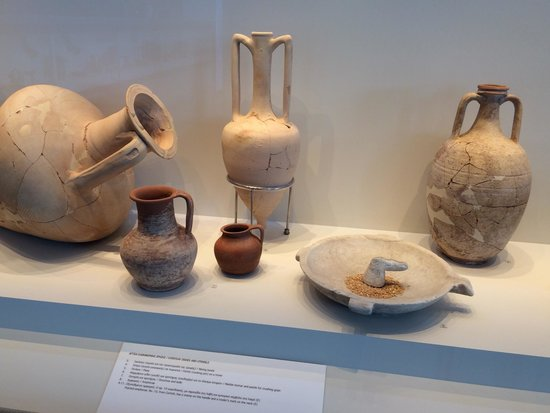 Archaeological Museum of Pella: Amazing Archeological Find