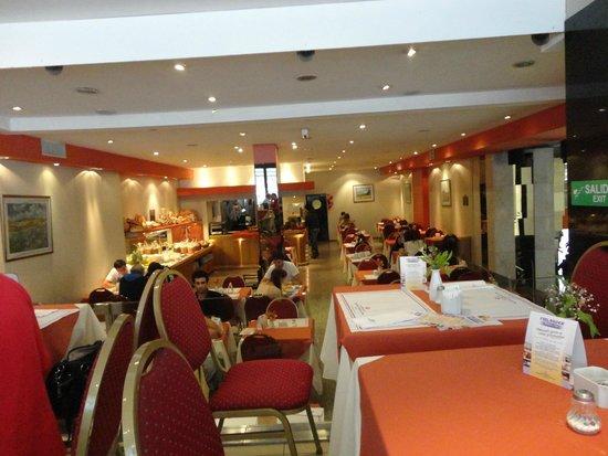 Hotel Globales Republica Wellness & Spa: Muy acogedor