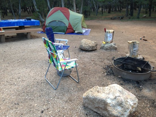 Mather Campground : Home sweet home