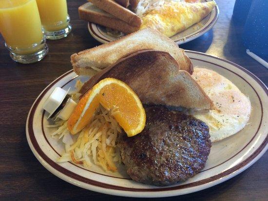 Duke's SlickRock Grill: Cowboy breakfast