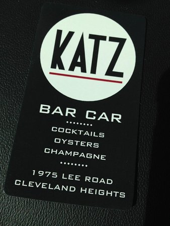 Katz Club: Enjoy oysters and champagne in our bar car any night.