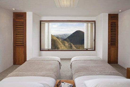 El Crater Hotel: Deluxe Suite