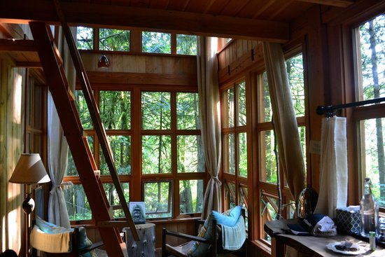 Trillium Picture Of Treehouse Point Issaquah Tripadvisor