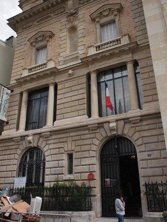 Musee Gustave Moreau : 外観