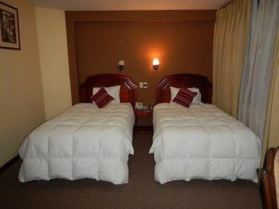 Hotel Mabey Cusco: お部屋