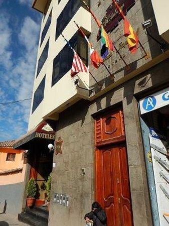 Hotel Mabey Cusco : 外観