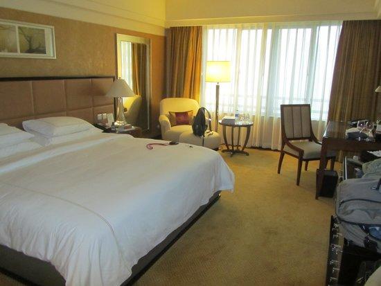 The Portman Ritz-Carlton, Shanghai: Room View 2