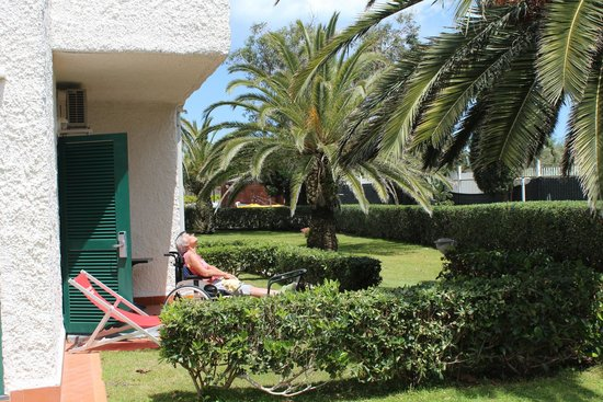 Atahotel Naxos Beach: Chambre 854 - Jardin privatif