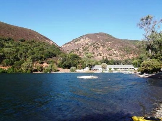 The Lodge at Blue Lakes : Lovely vuew