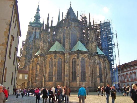 Castle District : St. Vitus Cathedral
