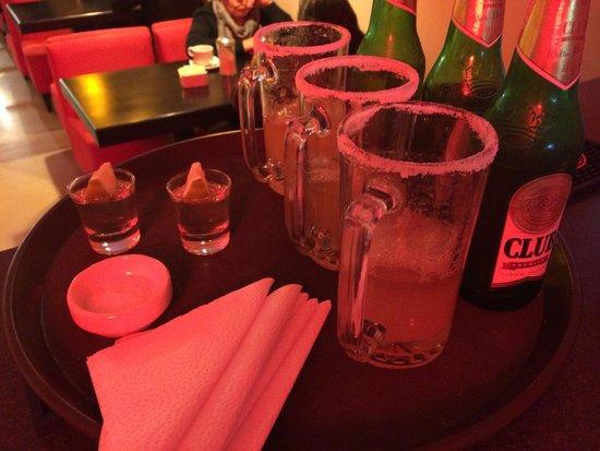 Baltimore Bar Cafetería: MICHELADAS