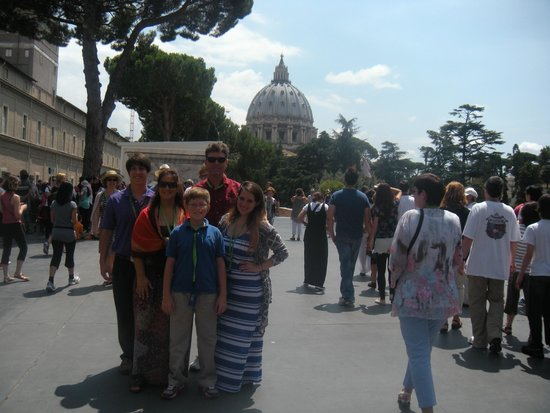 Angel Tours Rome: the vatican