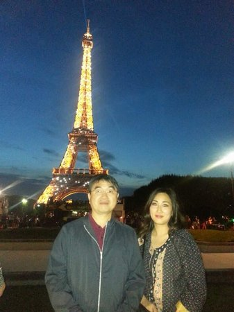 Paris Authentic : with Annette-Effel tower