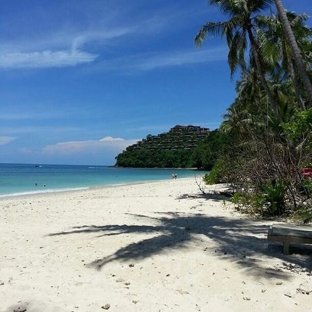 Kantary Bay, Phuket: Private Beach at Cape Panwa