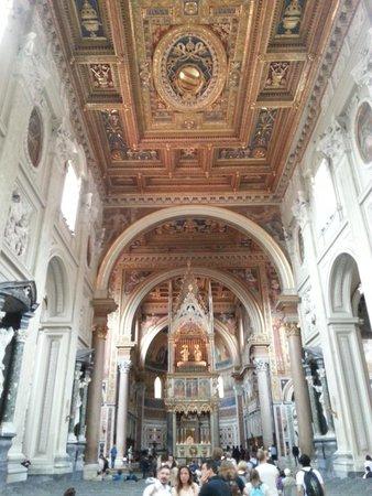 Arcibasilica di San Giovanni in Laterano: Catedral de Roma