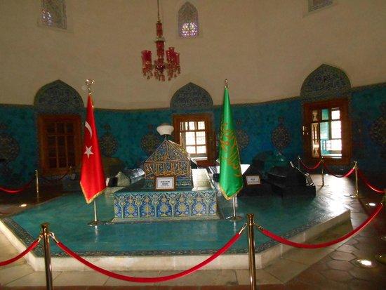 Green Mosque (Yesil Camii) : Green Mosque