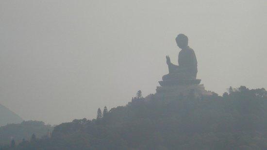 Grand Bouddha : BIG BUDA DESDE TELESFERICO