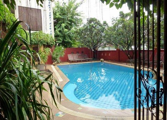 Chiangmai Thai House : nice pool