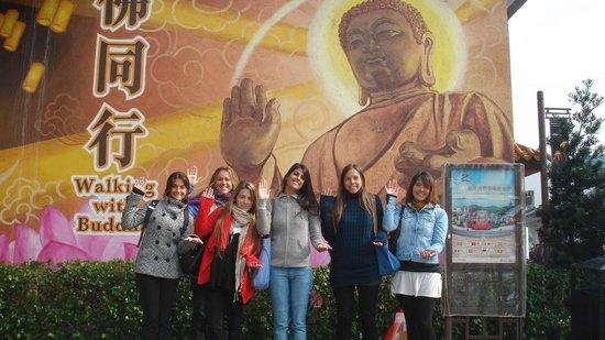 Grand Bouddha : BIG BUDA