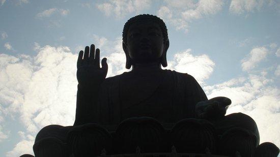 Grand Bouddha : BIG BUDA DESDE CERCA