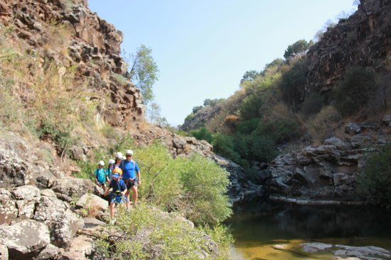 Israel Extreme: Scenery within the canyon