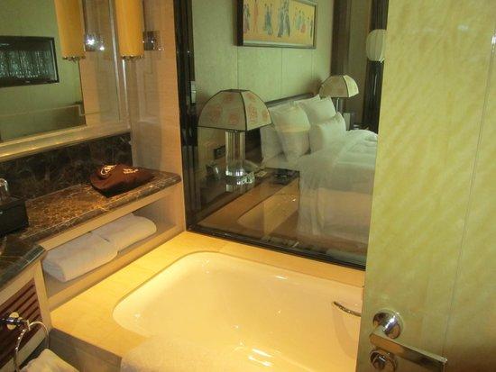 Hilton Xi'an: Room view 2