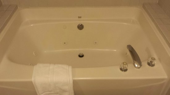 Stoney Meadow Inn B&B: Whirlpool Tub