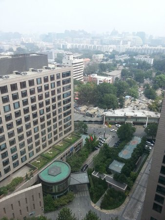 Regent Beijing : View from room 1921