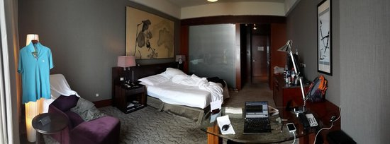 Regent Beijing : Room view