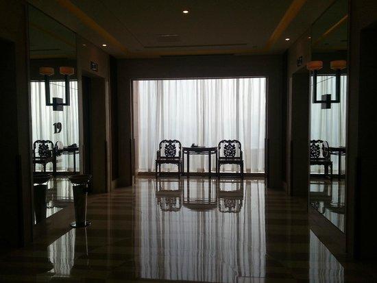 Regent Beijing: life lobby view