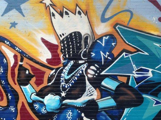 Bike the Big Apple: street art in the Bronx