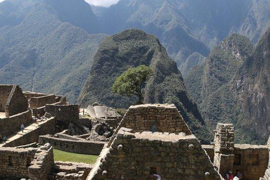 Santuario Histórico de Machu Picchu: view from afar