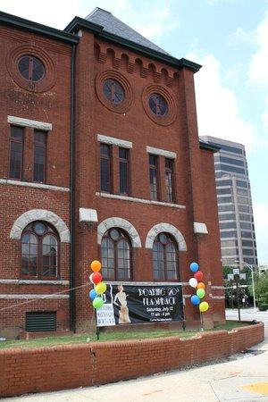 Greensboro Historical Museum: The museum is beautiful!!