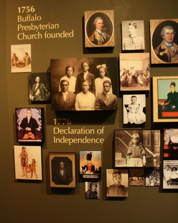 Greensboro Historical Museum : Bringing a personal face to history...