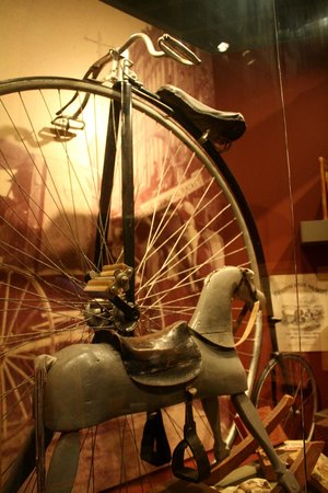 Greensboro Historical Museum: Great variety of interesting exhibits and artifacts from the past