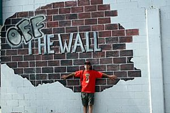 Off The Wall T-Shirts and Gifts