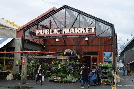Granville Island: Public Market