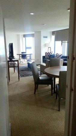 Sheraton Grand Chicago: Suite