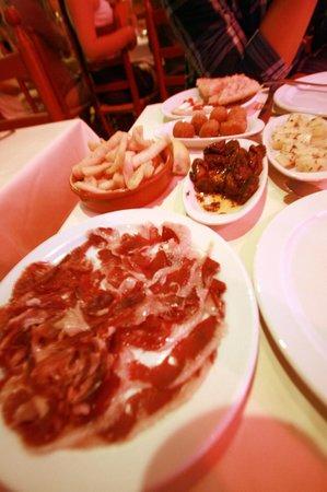 El Tablao de Carmen: Good food and drink