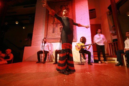 El Tablao de Carmen: WONDERFUL FLAMENCO DANCE
