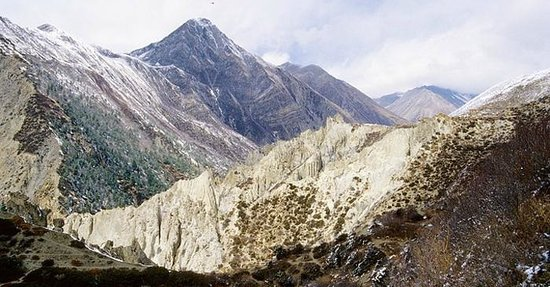 Outdoor Himalayan Treks - Private Day Tours: Manang treks In Nepal