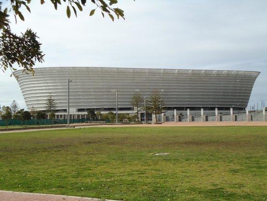 Cape Town Stadium (Green Point Stadium): fachada
