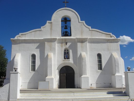 El Paso Mission Trail: Mission Church
