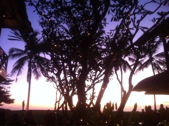 La Lucciola : Sunset at La Luciola