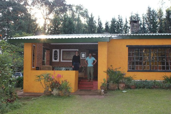 Zomba Forest Lodge: Exterior of lodge