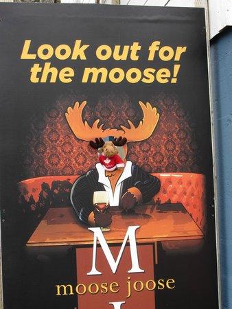 Auk Island Winery: Moose Joose is their top seller