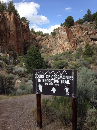 Fremont Indian State Park and Museum: August 2014
