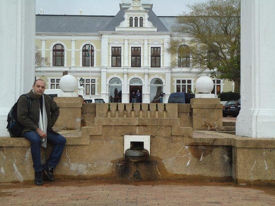 Iziko South African Museum and Planetarium: Fachada